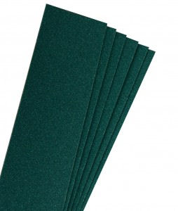 "3M 4.5"" x 30"" 750U / 751U Hookit Green Corps Fairing Board Sandpaper Sheets"