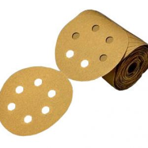 3M-6-236U-Stikit-DF-Gold-C-Weight-Sandpaper-Discs-1