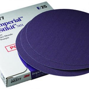 "3M 8"" 745I Stikit Imperial ""E"" Weight Sandpaper Discs"