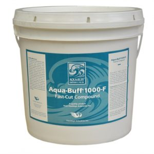 Aqua-Buff 1000-F Fast-Cut Compound