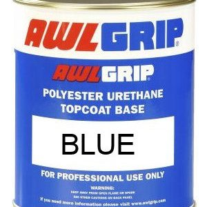 "Awlgrip Polyester Urethane Topcoat Base ""Blues"""