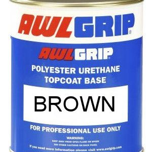 "Awlgrip Polyester Urethane Topcoat Base ""Browns"""