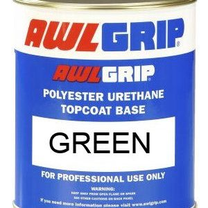 "Awlgrip Polyester Urethane Topcoat Base ""Greens"""