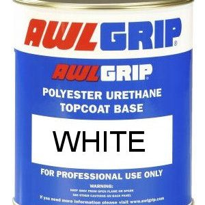 "Awlgrip Polyester Urethane Topcoat Base ""Whites"""