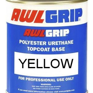 "Awlgrip Polyester Urethane Topcoat Base ""Yellows"""