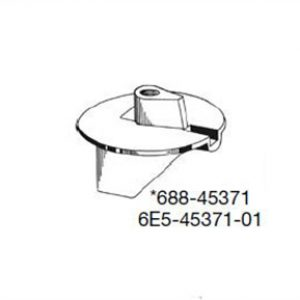 Camp-Zinc-Anode-688-45371-for-Yamaha-Outboards-PN-688-45371-3