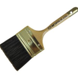 Elder & Jenks Capital Ox Fine Finishing Brushes