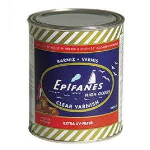 Epifanes Clear Varnish 1000ml PN# CV-1000