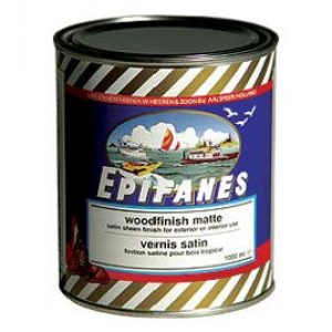Epifanes Woodfinish Matte 1000ml PN# WFM1000