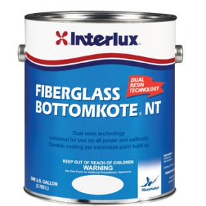 Interlux Fiberglass Bottomkote NT Hard Antifouling Paint