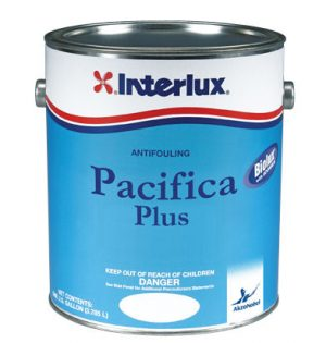Interlux Pacifica Plus Ablative Antifouling Paint