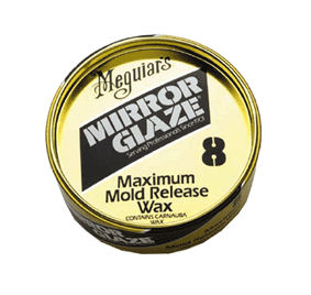Meguiar's #8 Maximum Mold Release Wax 11oz. PN# M0811