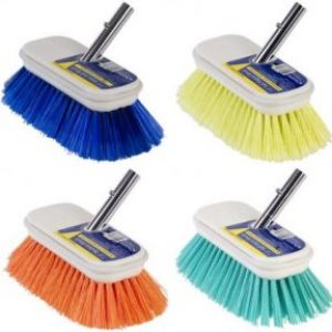 "Swobbit 7.5"" Wash Brushes w/ Uni-Snap Attachments"