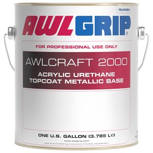 Awlcraft 2000 Metallic Topcoat Base