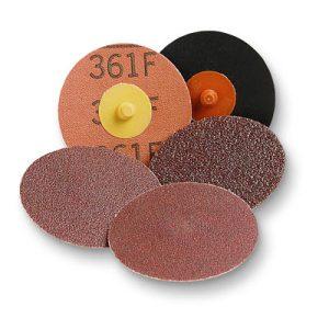 "3M 2"" 361F Roloc Cloth Grinding Discs"