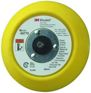 """3M 5"""" Hookit Backup Pad PN# 05775"""