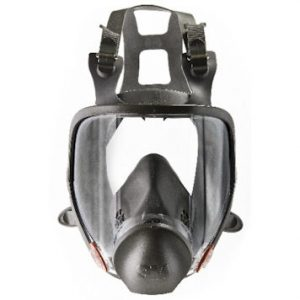 3M 6000 Series Full Facepiece Reuseable Respirators