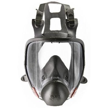 3M 6000 Series Full Facepiece Reuseable Respirators