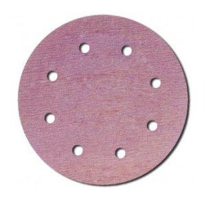 "3M 8"" 745I / 740I Hookit Imperial D/F ""E"" Weight Sandpaper Discs"