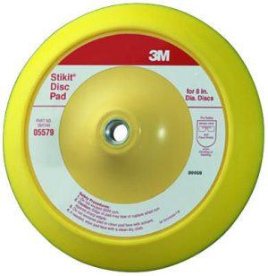 """3M 8"""" Stikit Backup Pad PN# 05579"""