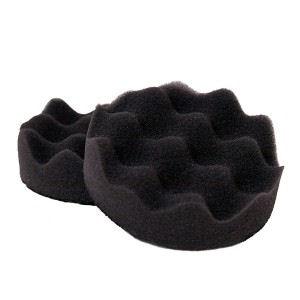 "3M Perfect-It Foam Polishing Pad 3"" Black 2/Pack PN# 05726"