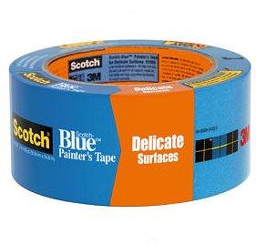 3M Scotch-Blue Safe-Release Painters Tape 2080
