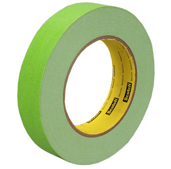 3M Scotchmark Green Masking Tape 256