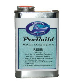 Adtech ProBuild Marine Epoxy Systems Resin
