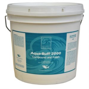 Aqua-Buff 2000 Compound and Polish