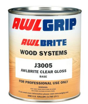 Awlgrip Awl-Brite J3005 Clear Urethane Base