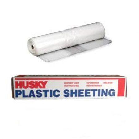 drop cloth common 3ft x husky visqueen plastic sheeting film