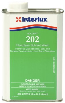 Interlux Fiberglass 202 Solvent Wash
