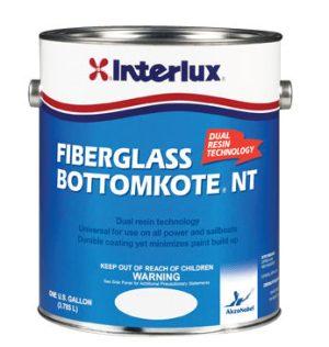 Interlux Fiberglass Bottomkote NT Hard Antifouling Paint