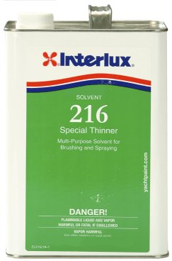 Interlux Solvent 216 Special Thinner