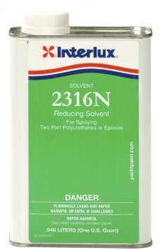 Interlux Spray Reducer 2316N Solvent