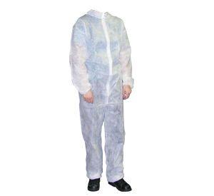 Lightweight 35 Gram Polyester Coveralls