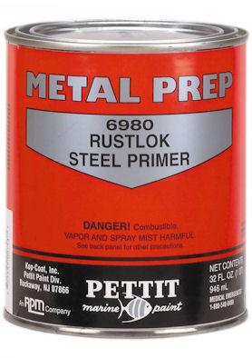 Pettit 6980 Rustlok Steel Anti-Corrosion Primer