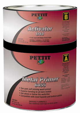 Pettit Metal Primer Packs