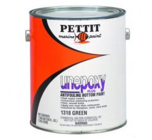 Pettit Unepoxy Plus Hard Antifouling Paint
