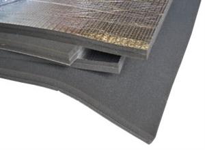 Soundown Super Quiet Foam Soundproofing 1 Sheet 10 35 Db