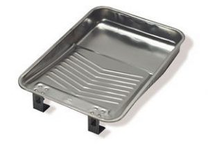 "Standard 9"" Metal Paint Tray PN# RM-400"