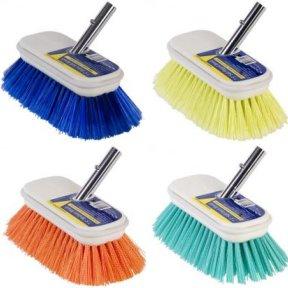 """Swobbit 7.5"""" Wash Brushes w/ Uni-Snap Attachments"""