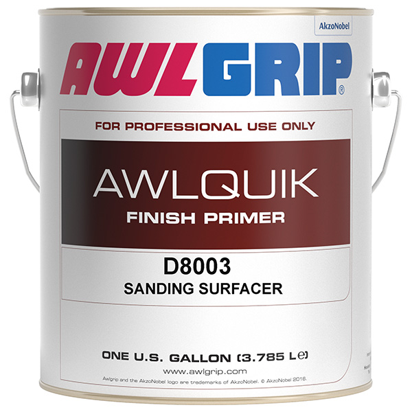 Awlgrip Awlquik Primer / Surfacer D8003 Base